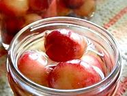 Canned Sweet Cherries found on PunkDomestics.com